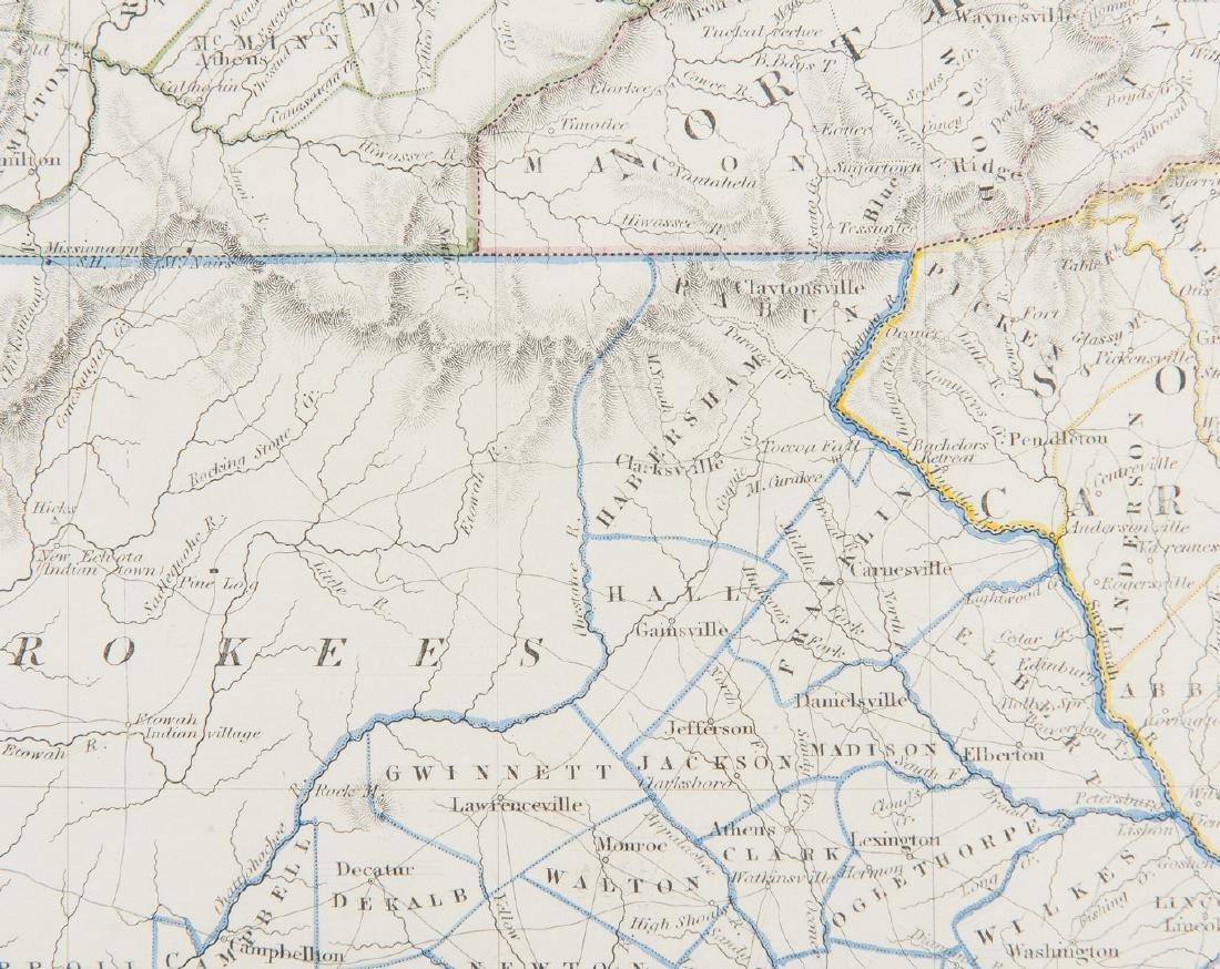 2 North America Maps, incl. Weiland, Walker - 7