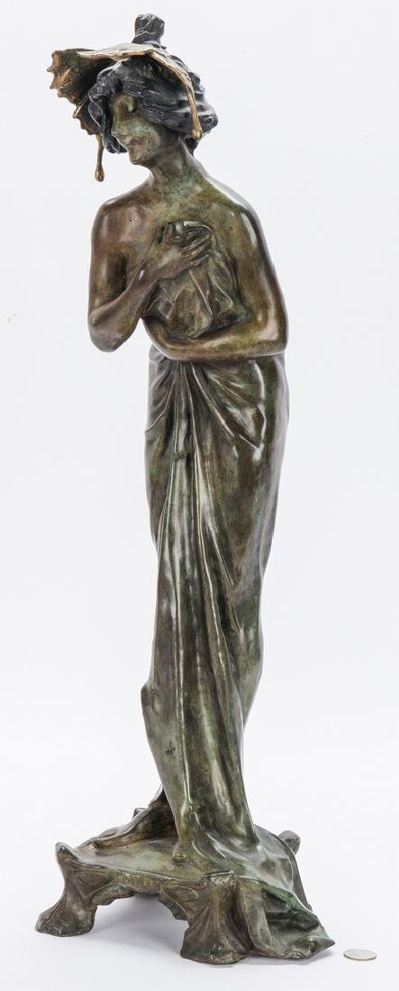 Art Nouveau Bronze, after Lucien Alliot - 6
