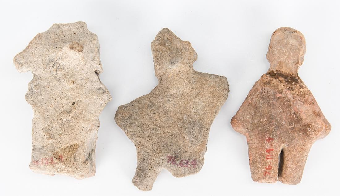 29 Pre-Columbian Human Effigies, incl. Jama Coaque - 10