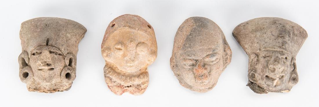 29 Pre-Columbian Human Effigies, incl. Jama Coaque - 7