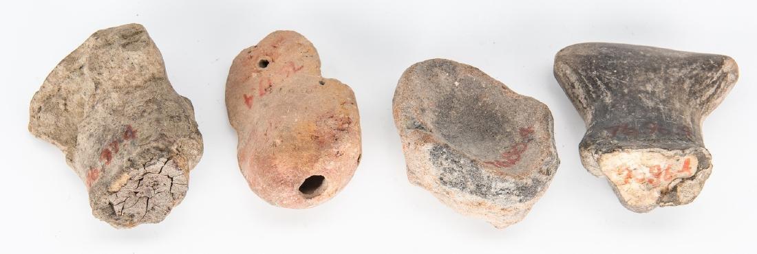 29 Pre-Columbian Human Effigies, incl. Jama Coaque - 8