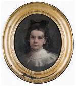 Lloyd Branson O/B, Portrait of Artist's Niece