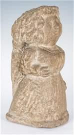 William Edmondson Sculpture, Miss Amy