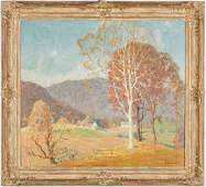 John Spelman OC Fall Landscape Scene