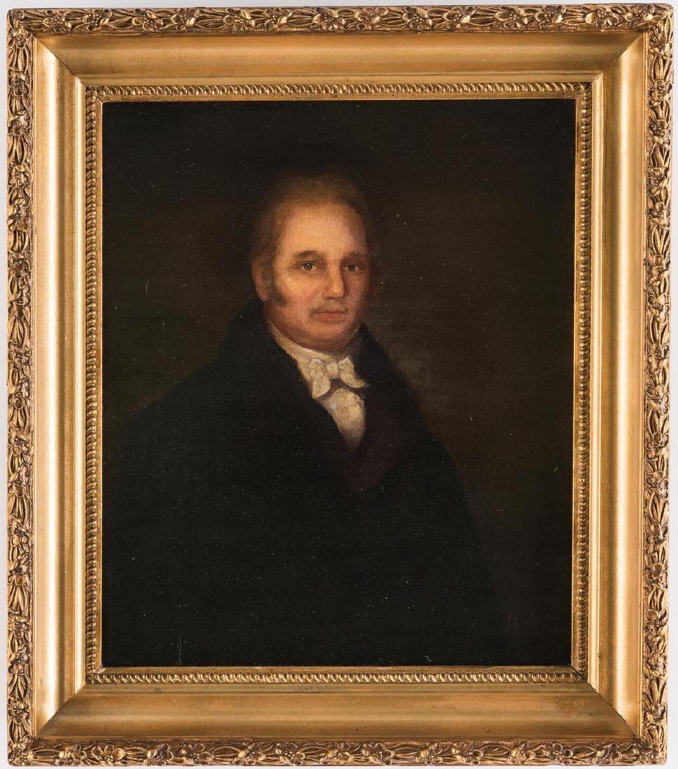 Portrait of Captain Saward Martin