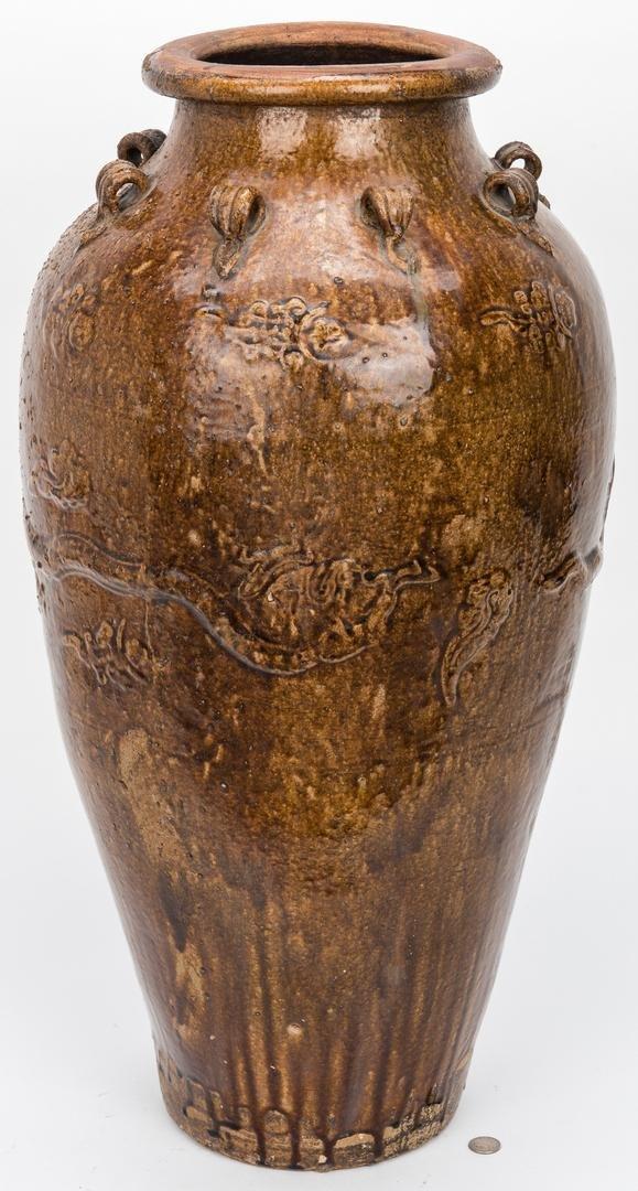Large Southeast Asian, Martaban Urn