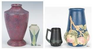 Weller Vase Norse Mug BurleyWinter Roseville Vases