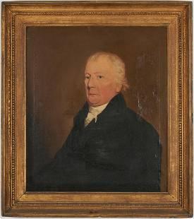 Portrait of William Stuart, Maryland