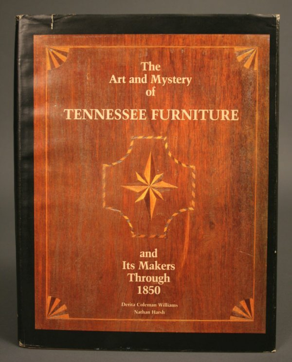 1: Art and Mystery of Tennessee Furniture