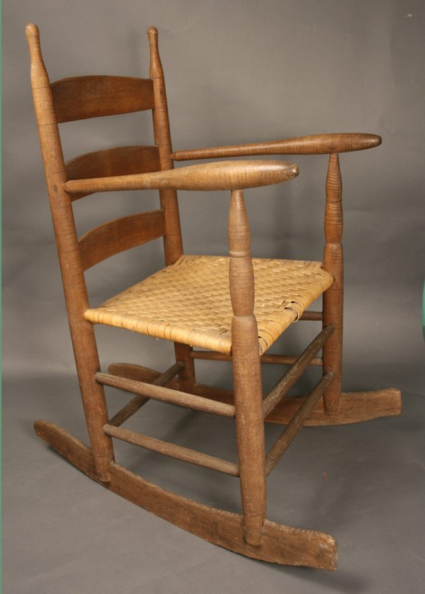 23: East Tennessee rocking chair