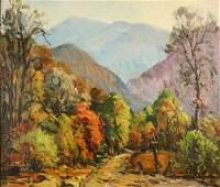 85: Tennessee landscape by Louis E. Jones (1878-1958)