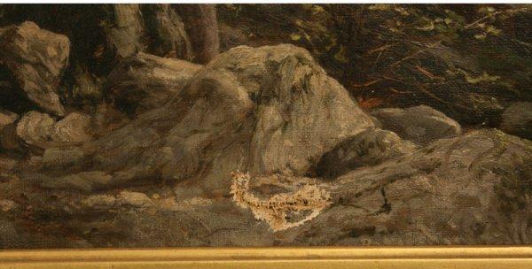 160: Oil painting W. Bromley (British, fl. 1835 -1888) - 6