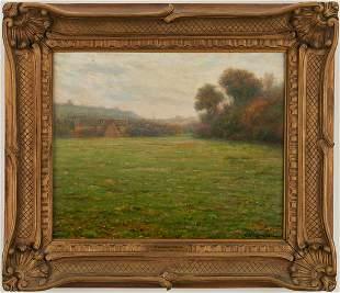 Thomas Alexander Harrison O/B Farm Scene