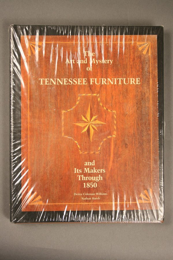 2: Art & Mystery of Tennessee Furniture book