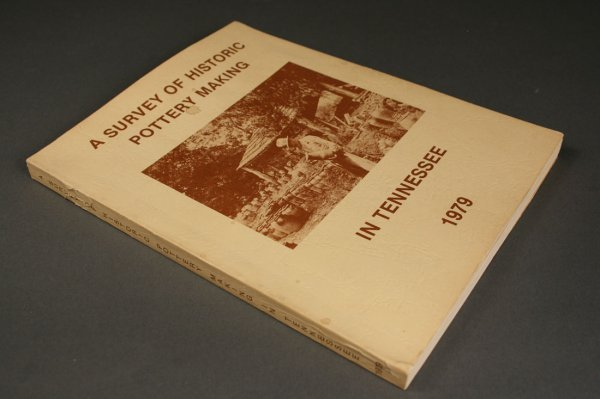 3: Pottery Making Tennessee book, Smith & Rogers