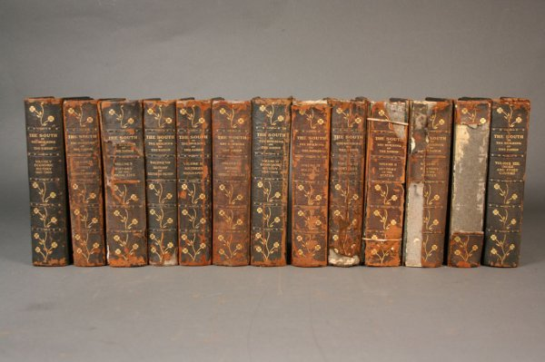 10: South in Building of Nation, 13 volume