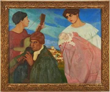 U. Brunelleschi O/C, Serenading Musicians