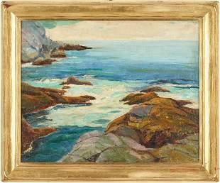 George Adomeit O/B Coastal Landscape