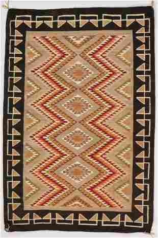 Navajo Eyedazzler Wool Blanket