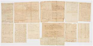 NC Governor and TN Related Land Documents, incl. Landon