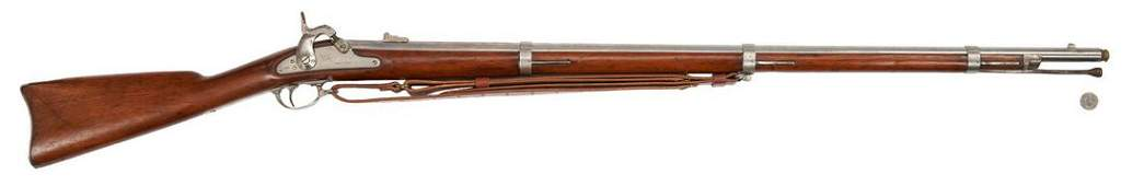 Norwich Arms Co Contract M1861 RifleMusket 58 cal