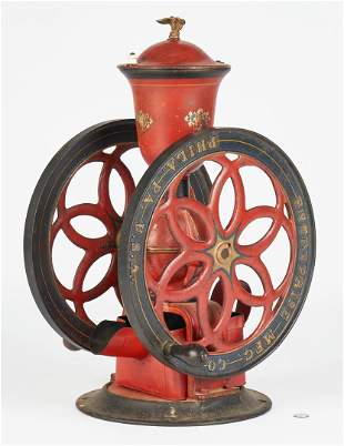 Enterprise No. 7 Cast Iron Coffee Grinder