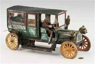 Carrette Metal Limousine Toy Car