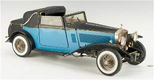 Pocher 1932 Rolls Royce Scale Model