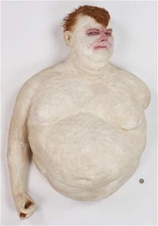 Joseph Seigenthaler Ceramic Sculpture, Buster