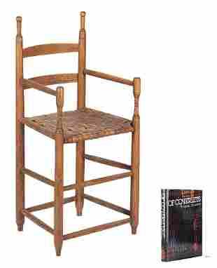 Weaver's Chair plus Coverlet Book