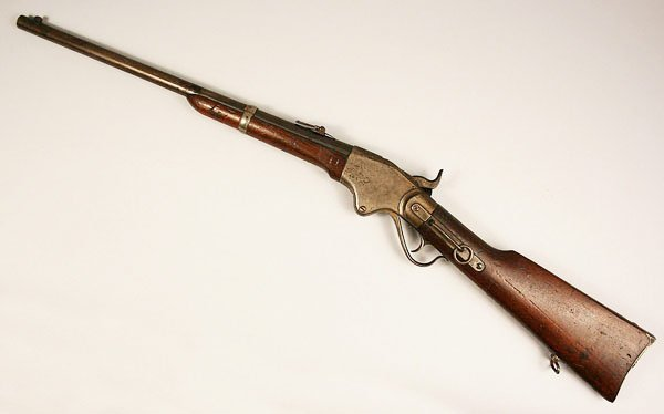7: Spencer Civil War carbine