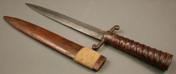 11: Revolutionary War period fighting knife - 5