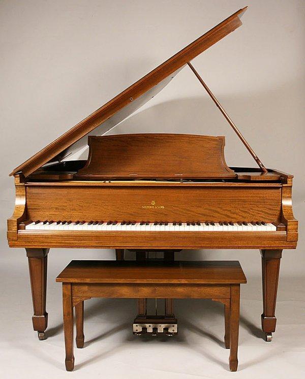 102: 1925 Steinway Baby Grand Piano, Model M
