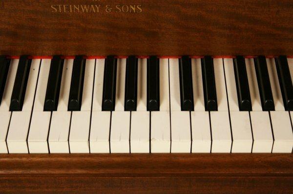 102: 1925 Steinway Baby Grand Piano, Model M - 4