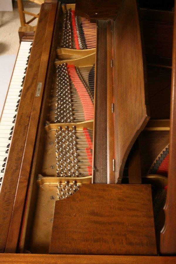 102: 1925 Steinway Baby Grand Piano, Model M - 6