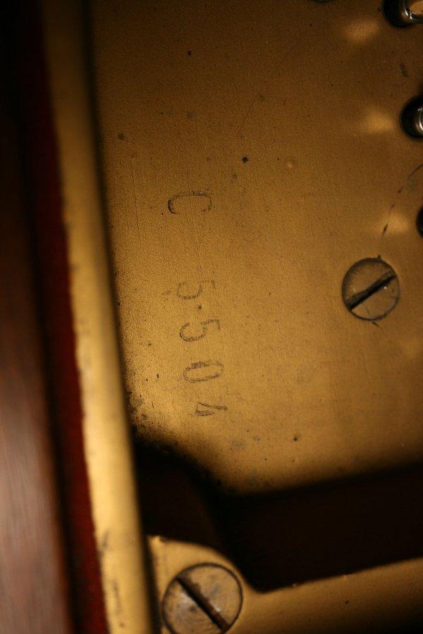 102: 1925 Steinway Baby Grand Piano, Model M - 8