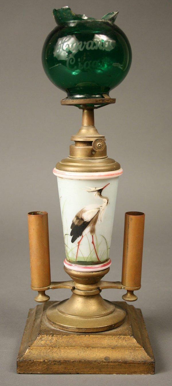 13: Havana Cigar Lamp, Ryman steamboat TN history