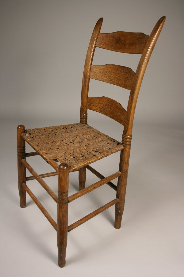 38: Tennessee side chair, Poyner school  - 4