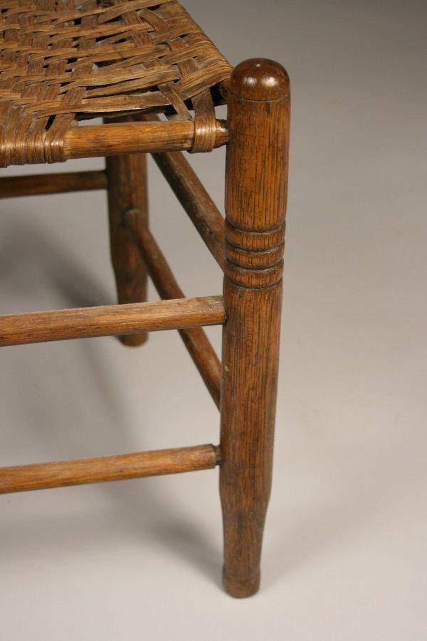 38: Tennessee side chair, Poyner school  - 6