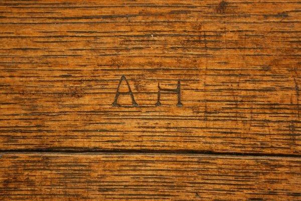 38: Tennessee side chair, Poyner school  - 7