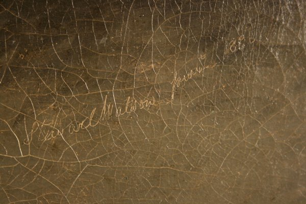157: Andrew Jackson Portrait by William Stewart Watson, - 3
