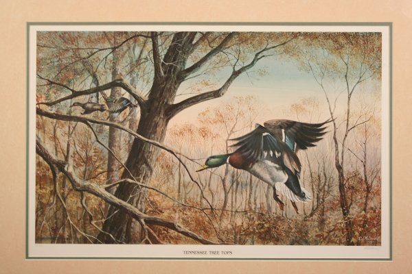 354: Four Ralph McDonald wildlife Prints - 2