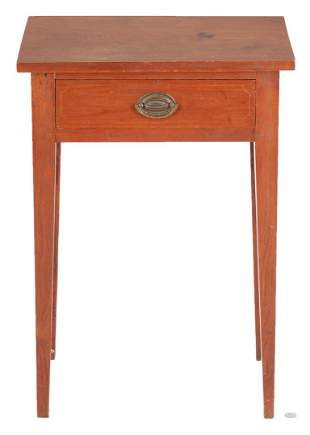 Hepplewhite Inlaid Table or Stand