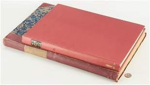 "Paul De Lamerie Silver Book and Chippendale ""Director"""