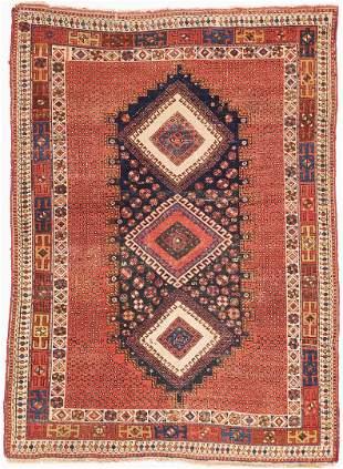 Persian Afshar Area Rug