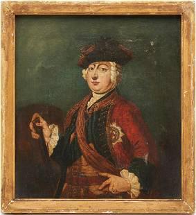 Portrait of Prince William Augustus, Duke of Cumberland