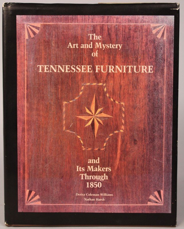 2: Book: The Art and Mystery of TN Furniture, Harsh & W
