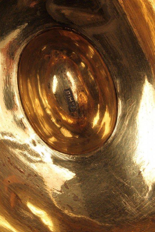 70: 19th c. Scottish Ram's Horn Snuff Mull - 6