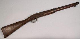 Barnett Pattern 1856 Enfield Carbine, Horse Carving