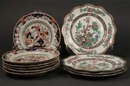 610: Assembled lot of English Ceramics, 10 items